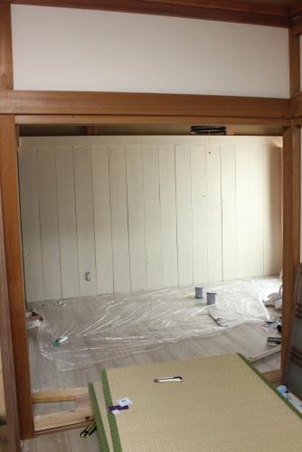 板壁DIY