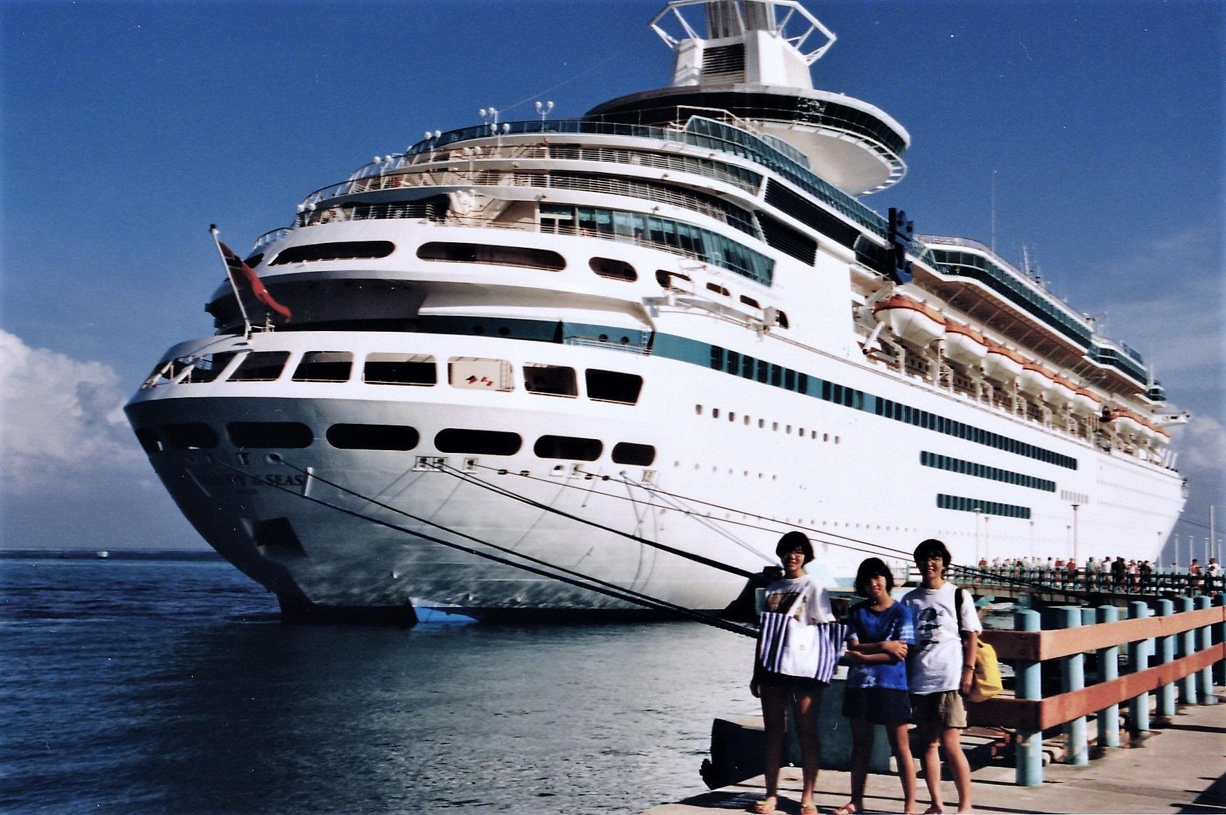 199712カリブ海クルーズ