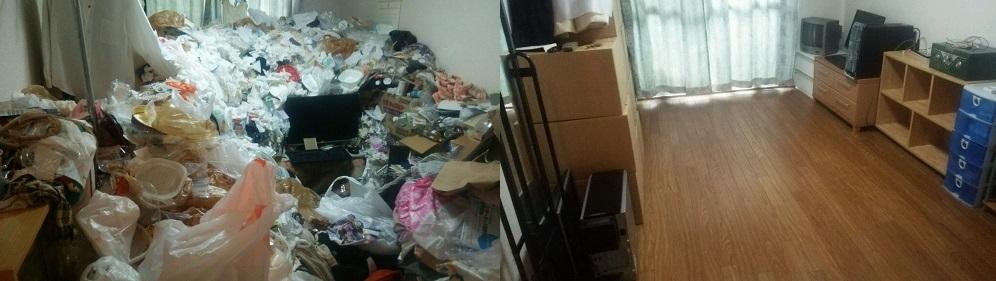 g2656656ゴミ屋敷・汚部屋清掃