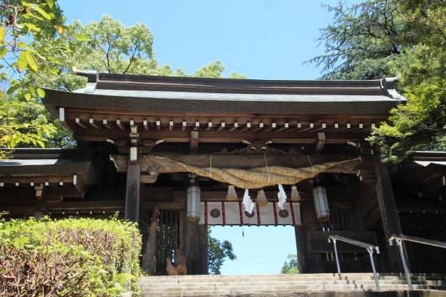 菊池神社 (1)