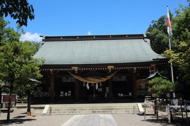 菊池神社 (4)