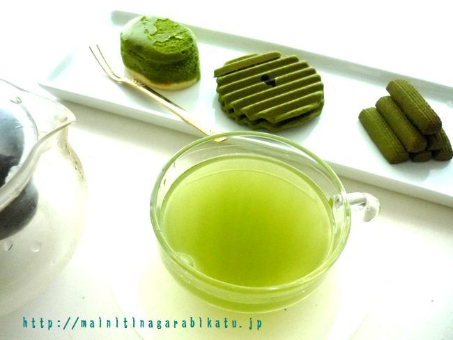 森半抹茶日本茶