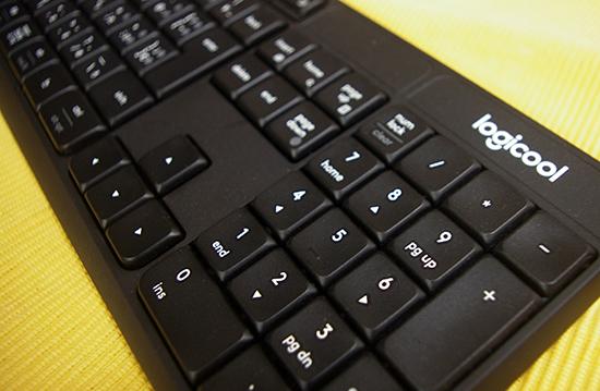 ロジクールK375Sキーボード