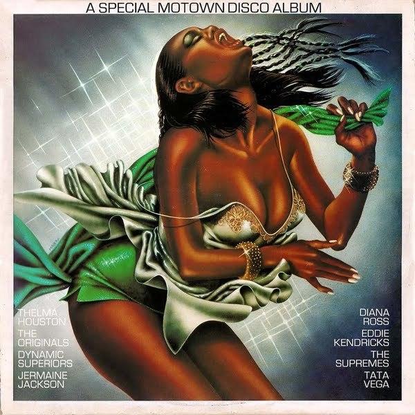 VA - Motown Disco