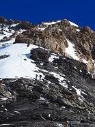 P201774、メンヒに登る人たち