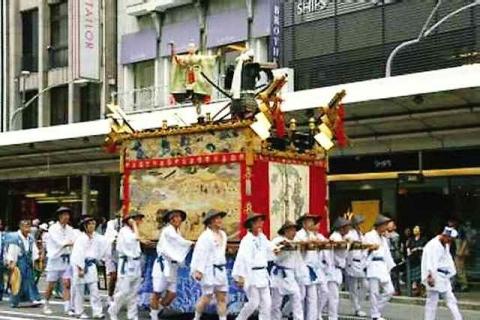 橋弁慶山はしべんけいやま後祭