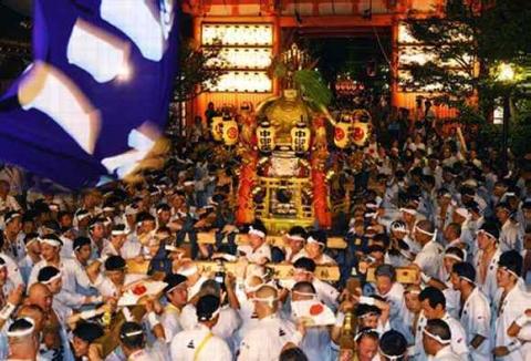 2017京都・祇園祭還幸祭