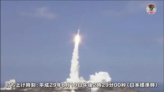 ロケット発射1