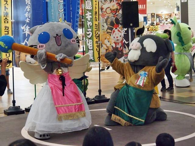 ゆるキャラ相撲4-5