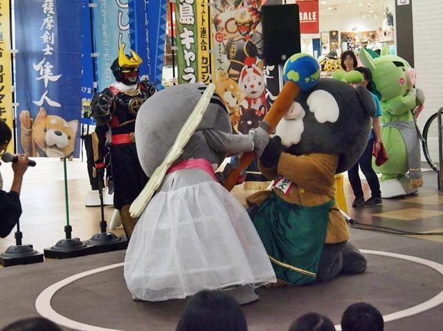ゆるキャラ相撲4-6