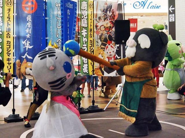 ゆるキャラ相撲4-7