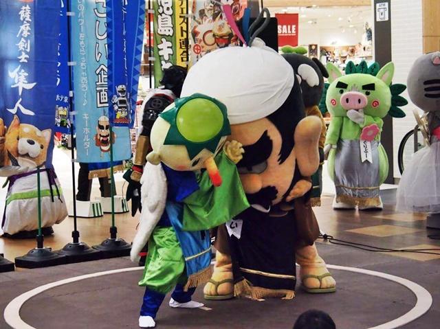 ゆるキャラ相撲4-9