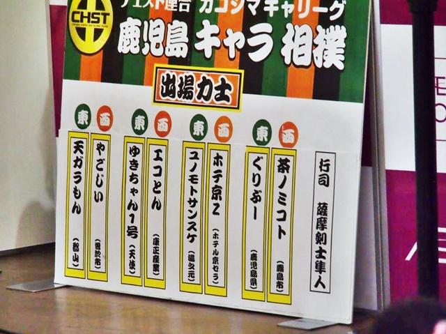 ゆるキャラ相撲4-11