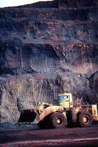 カラジャス鉄鉱山