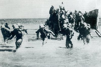 朝鮮戦争・仁川上陸作戦