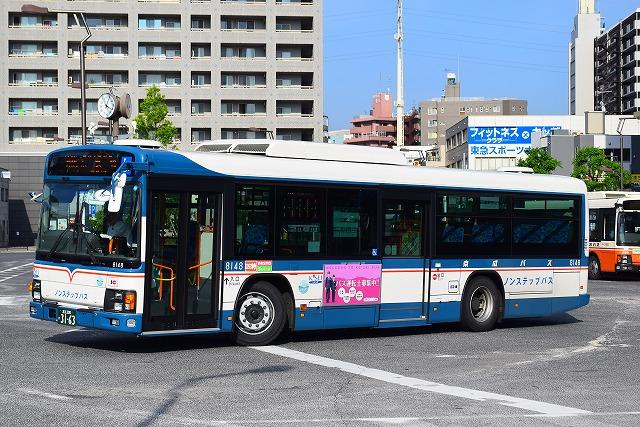 KL-HU2PMEE 京成バス 8148