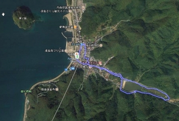 GPS浅虫歩き7-30_500