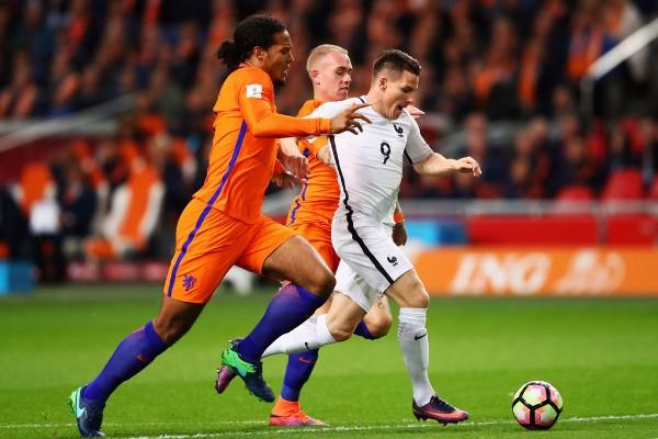 オランダ対フランス2
