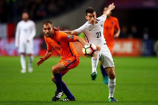 オランダ対フランス