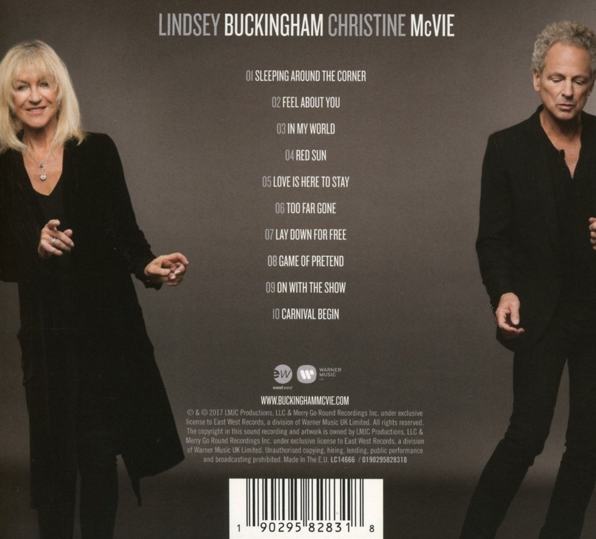 Buckingham McVie (back)
