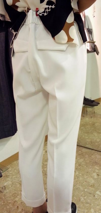 白パンツ3