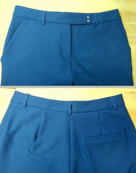 cop青藍パンツ3