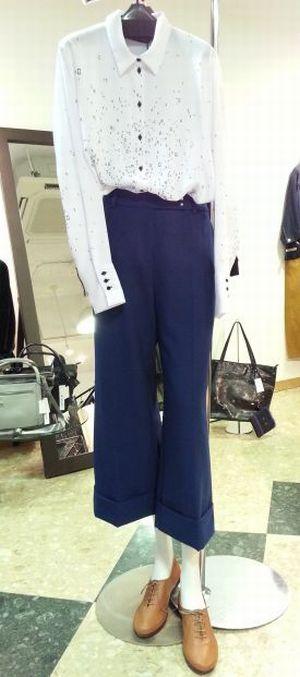 cop青藍パンツ5