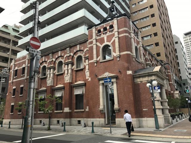 2017_07_24_旧第一銀行神戸支店・外壁