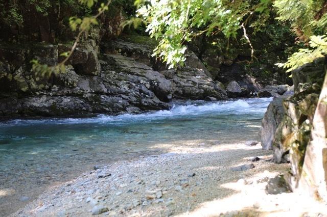 渓谷 川遊び フレブル 2