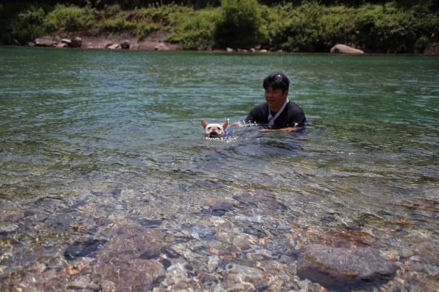 フレブル 川遊びの渓谷 2