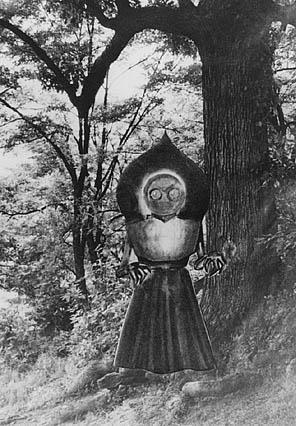 日本では「3メートルの宇宙人」の名で知られるフラットウッズ・モンスター