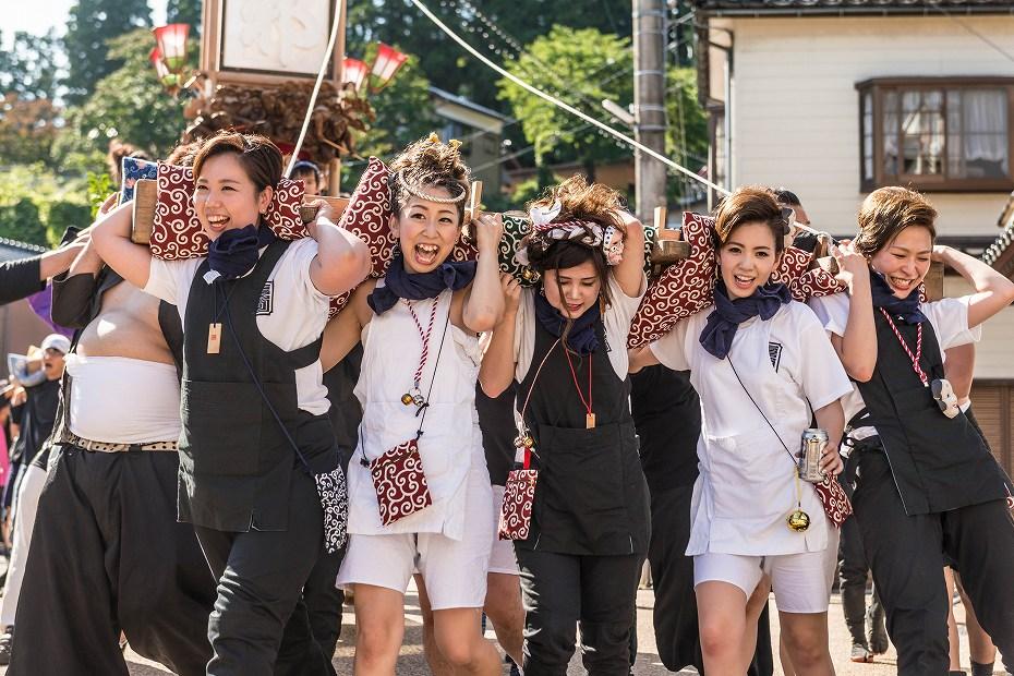 2017.07.07あばれ祭_1日目の日中6
