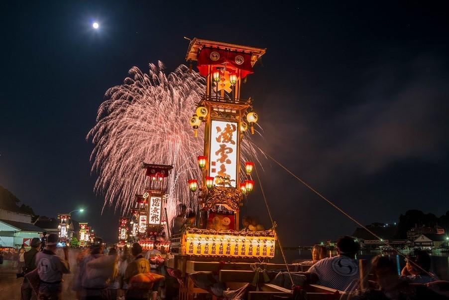 2017.07.07あばれ祭_花火4