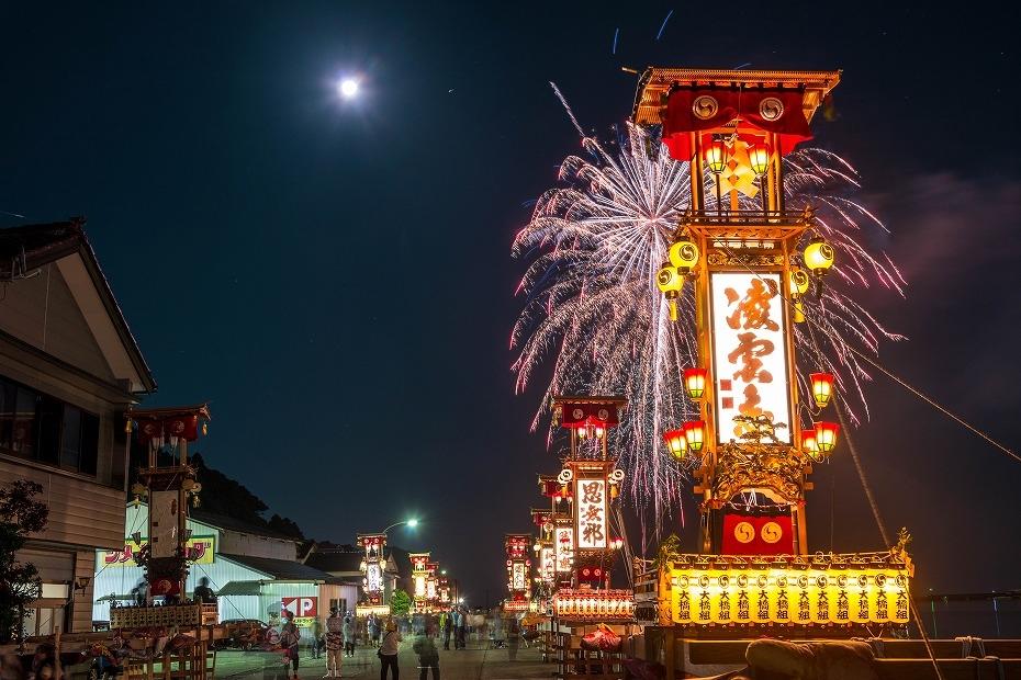 2017.07.07あばれ祭_花火3