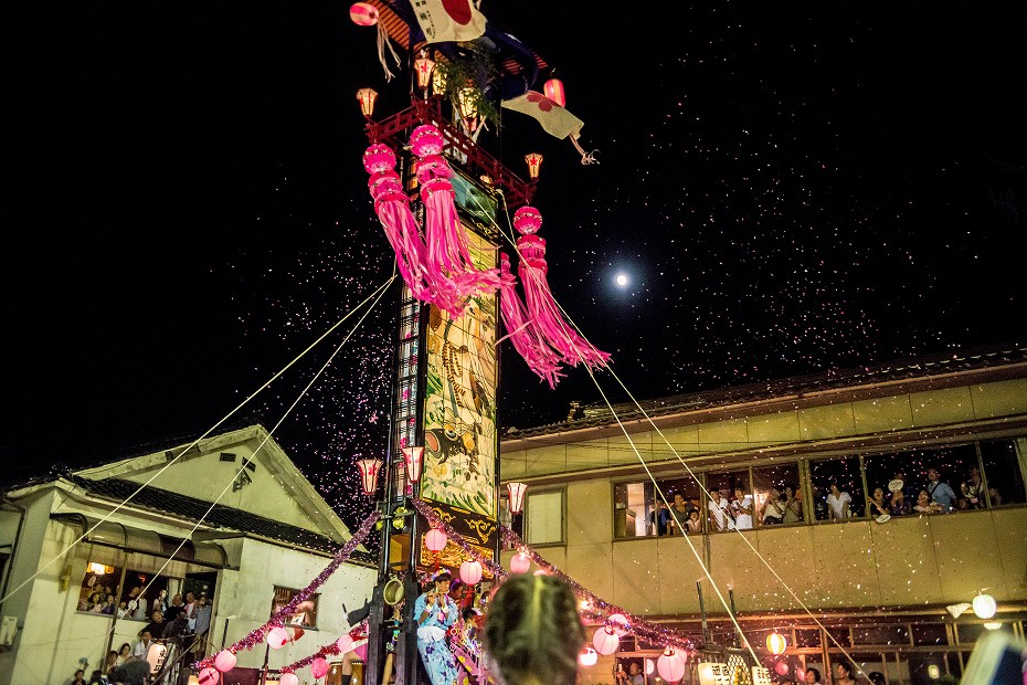 2017.08.05石崎奉燈祭_夕方から夜8