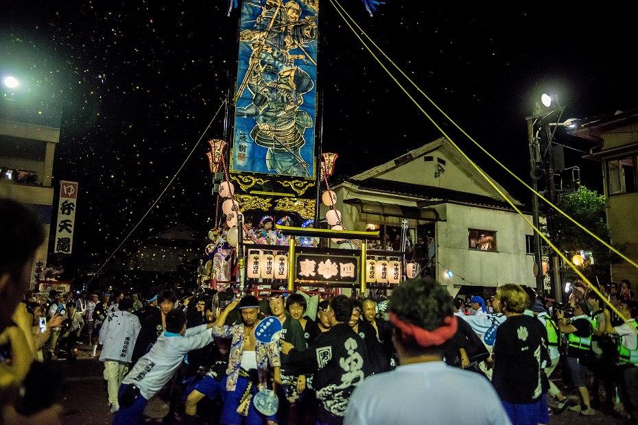 2017.08.05石崎奉燈祭_夕方から夜7