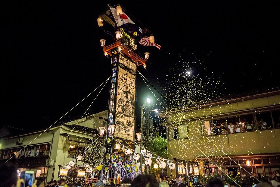2017.08.05石崎奉燈祭_夕方から夜6