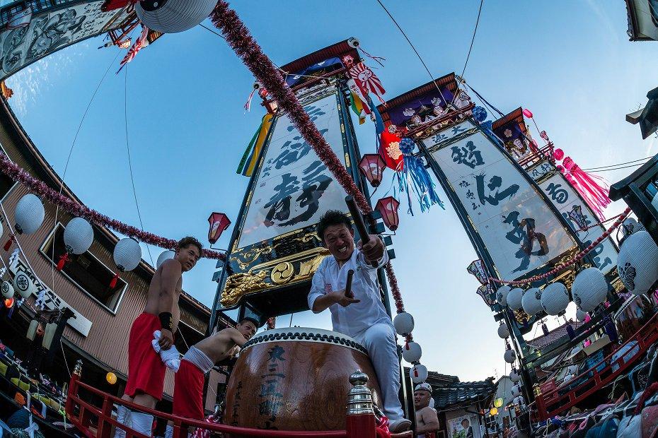 2017.08.05石崎奉燈祭_夕方から夜2