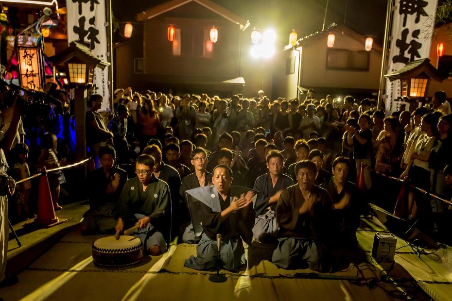 2017.08.25輪島大祭_輪島前神社大祭6