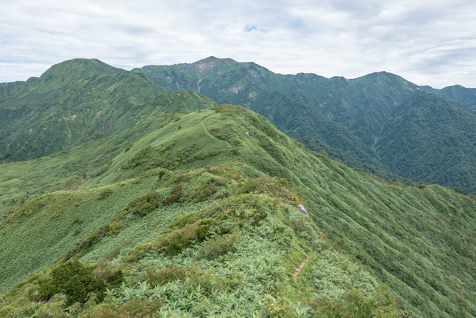 2017.08.31石徹白登山道上り17