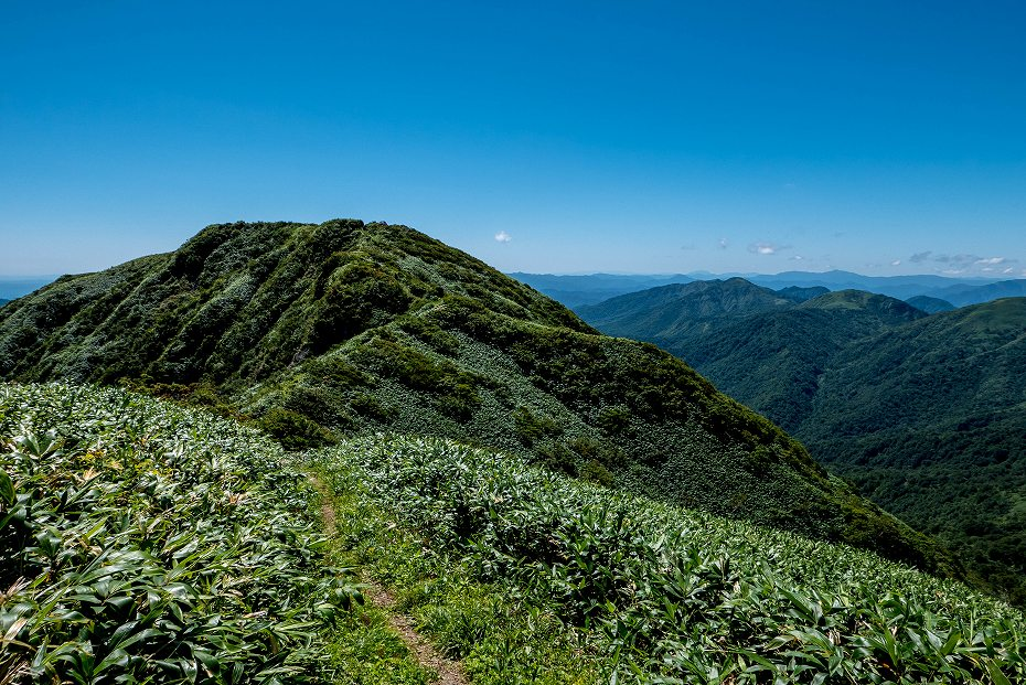 2017.09.01o御舎利山から石徹白道を下る15