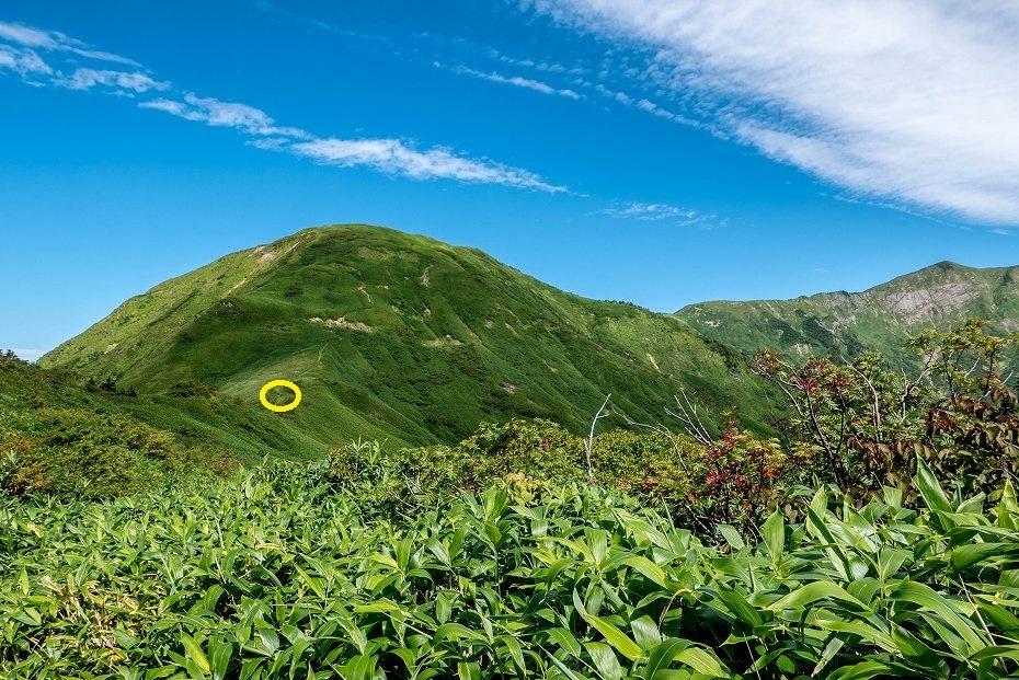2017.09.01o御舎利山から石徹白道を下る11