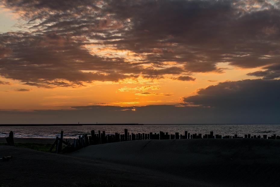 2017.09.13内灘砂丘の夕暮れ2