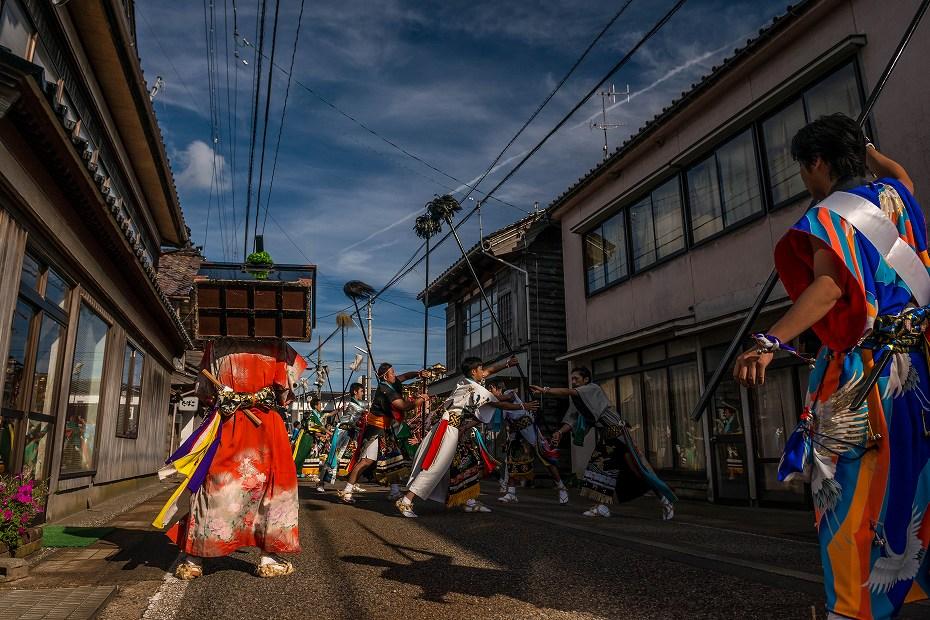 2017.09.15正院キリコ祭り_日中9