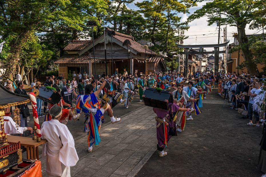 2017.09.15正院キリコ祭り_日中6