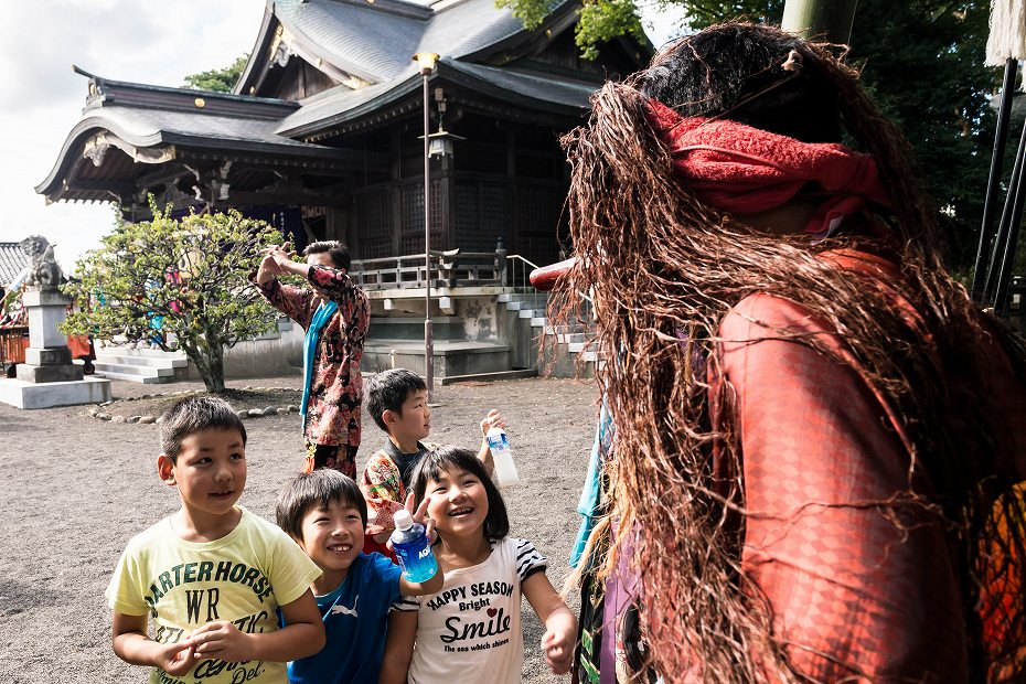 2017.09.15正院キリコ祭り_日中1