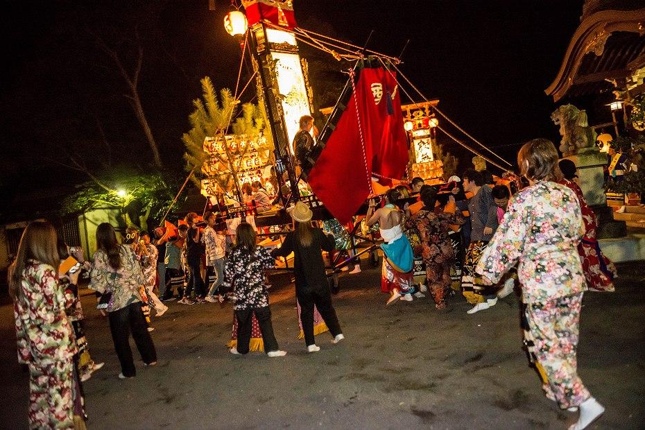 2017.09.15正院キリコ祭り_夜11