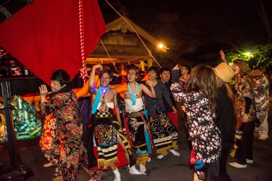 2017.09.15正院キリコ祭り_夜12
