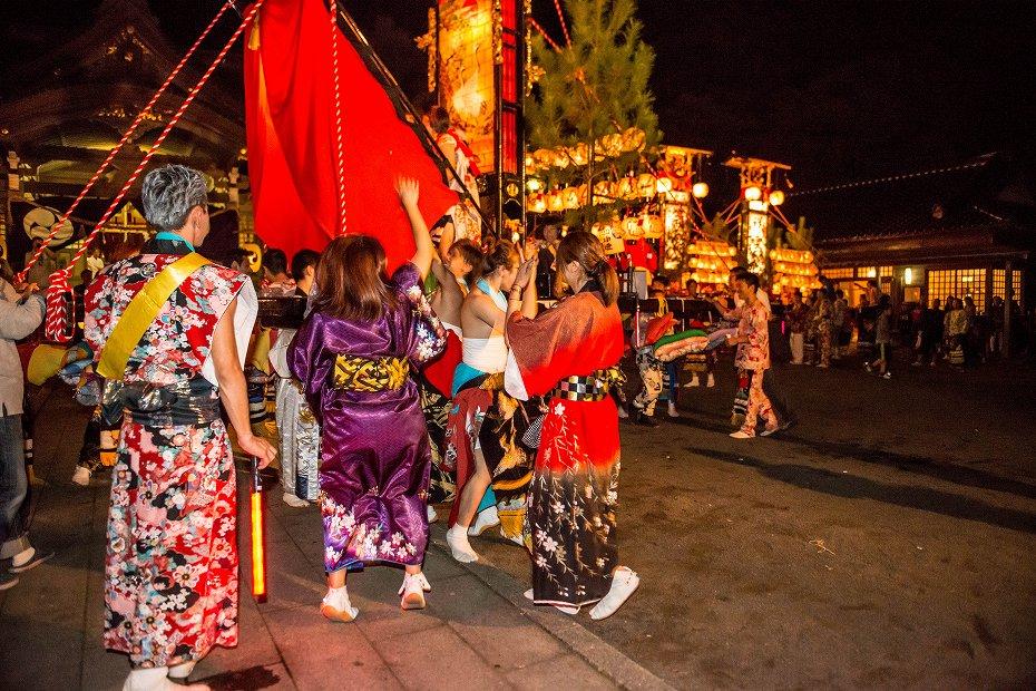 2017.09.15正院キリコ祭り_夜9