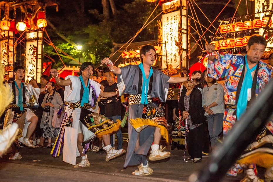 2017.09.15正院キリコ祭り_夜5